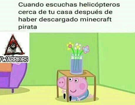 Minecraft :v - meme