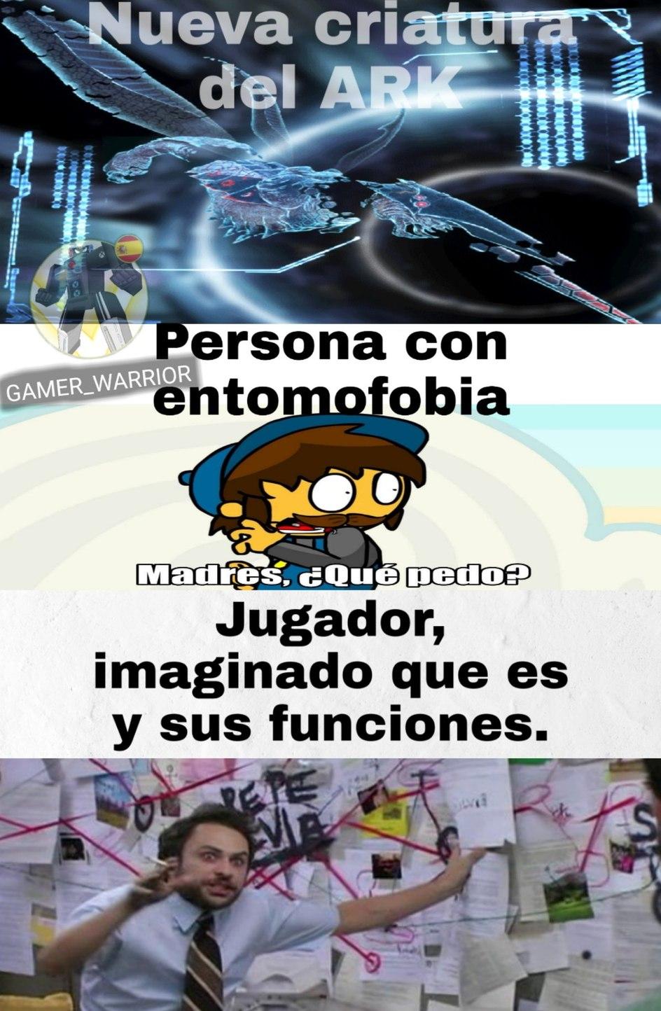 Juegos(ARK) - meme