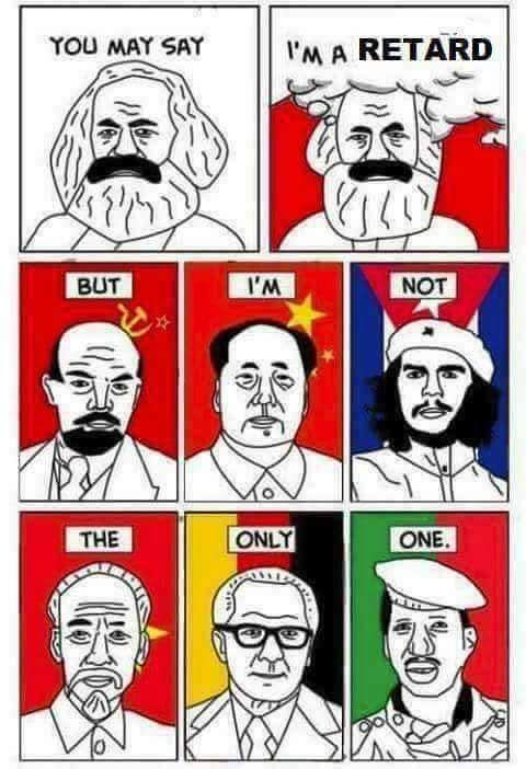 Che Guevara was a piece of shit lmao - meme