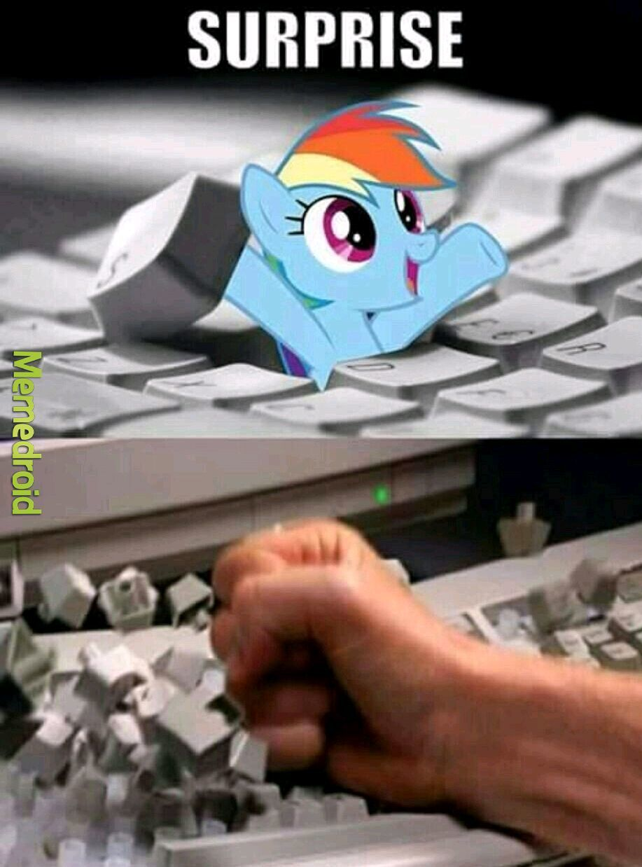 teclado lindinho - meme