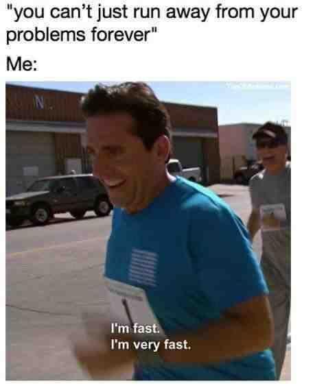 Gotta go fast! - meme