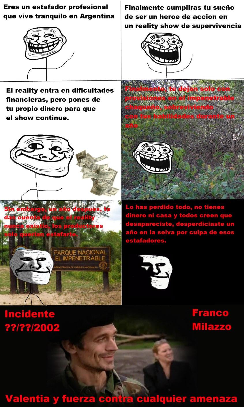 Contexto: Vean Los Simuladores - meme