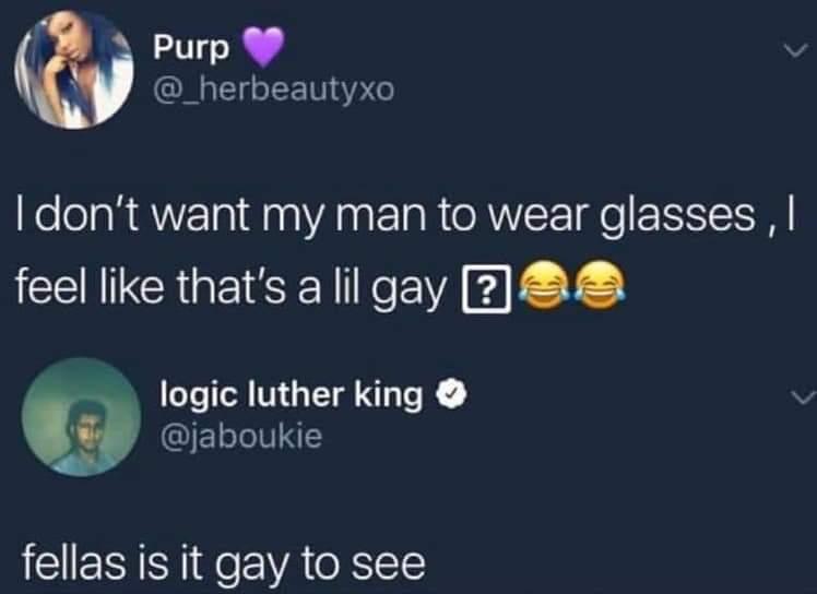 fellas is it gay to see - meme