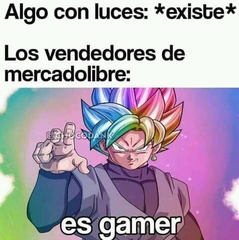 Es gamer :son: - meme