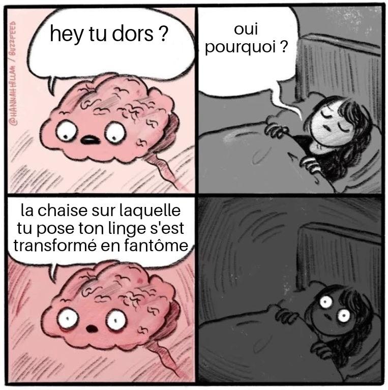 Brain test - meme
