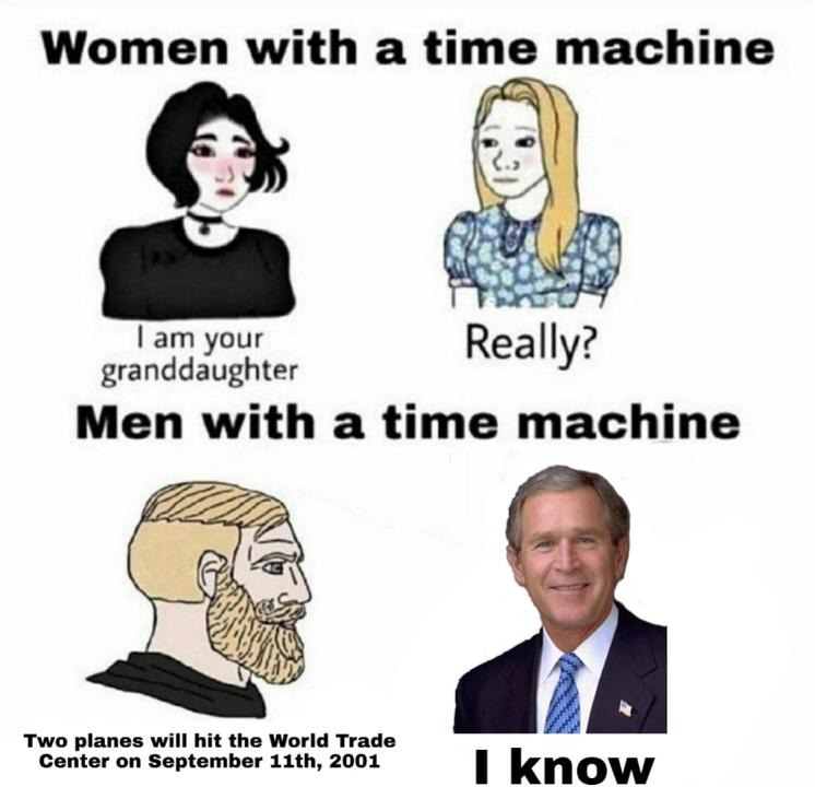 dongs in an anachronism - meme