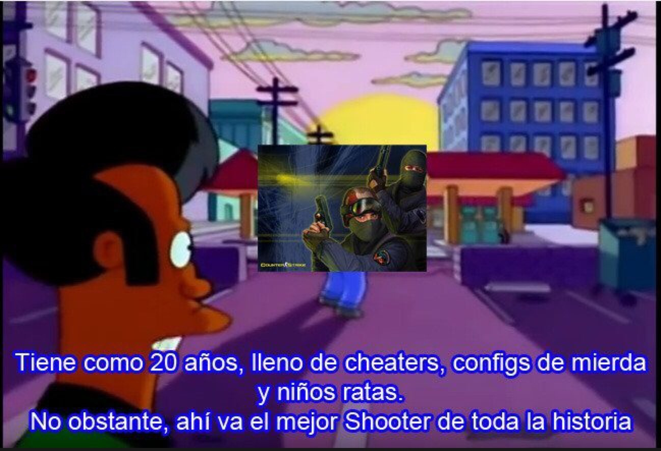 CS - meme