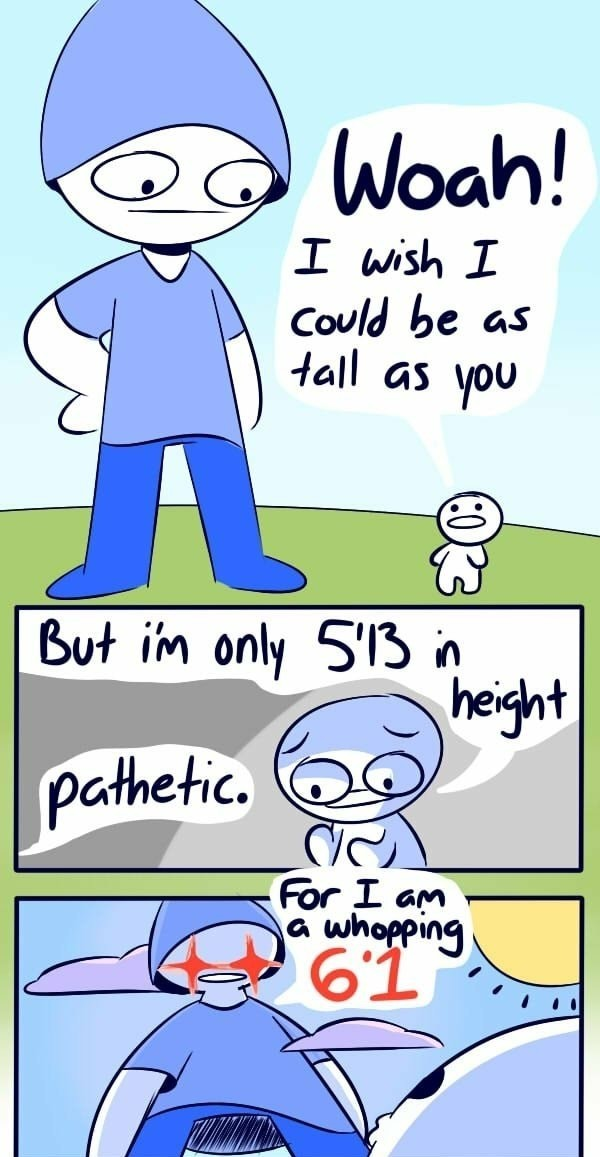 """I'm 5'12"""" - meme"""