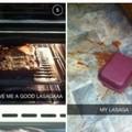The lasagna saga