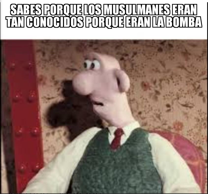 La bomba - meme
