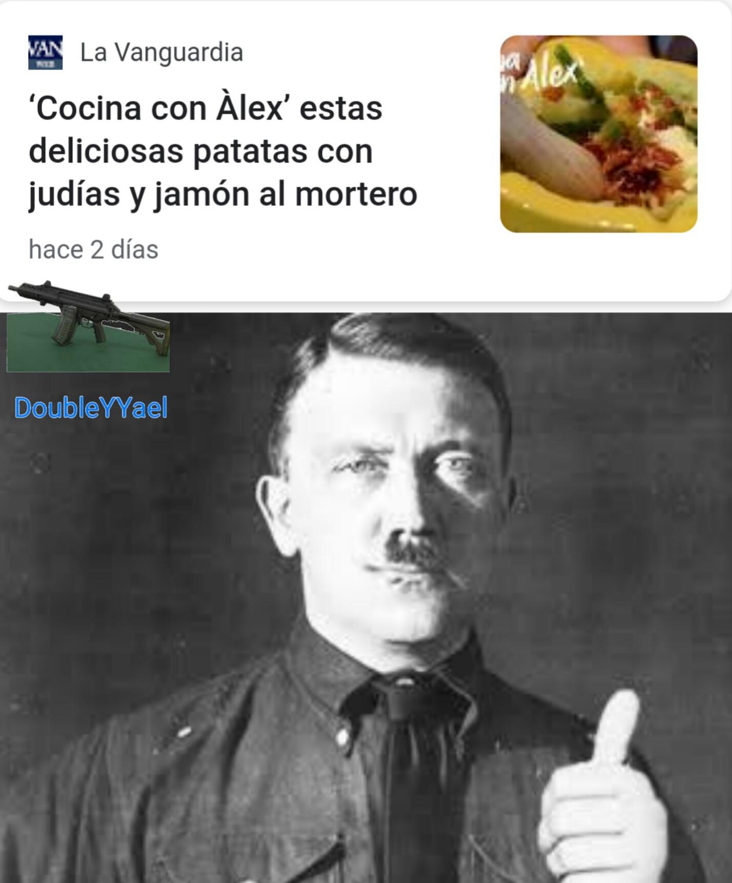 Mmmm... Judías - meme