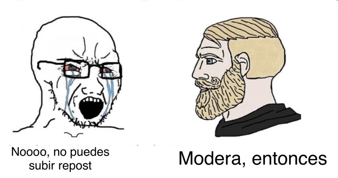 La pura verdad señores - meme