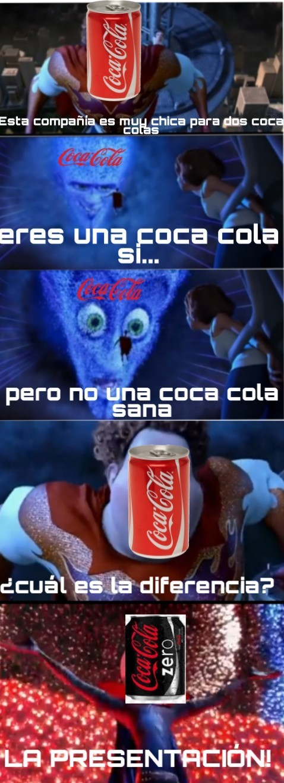 Coca cola - meme