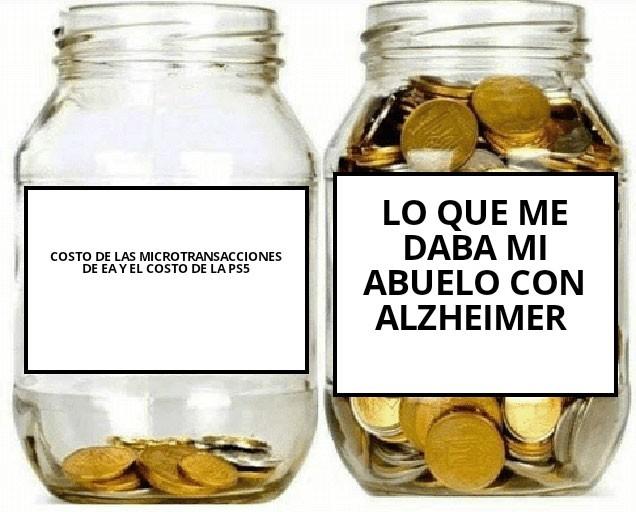 Soy millonario - meme