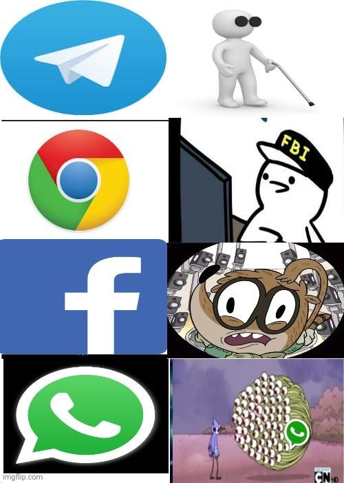 el ojo fisgon - meme