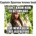 Be Captain Sparrow