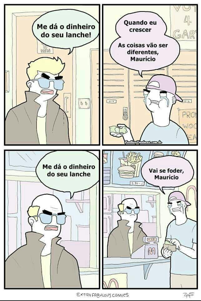 Mauricio zueiro - meme