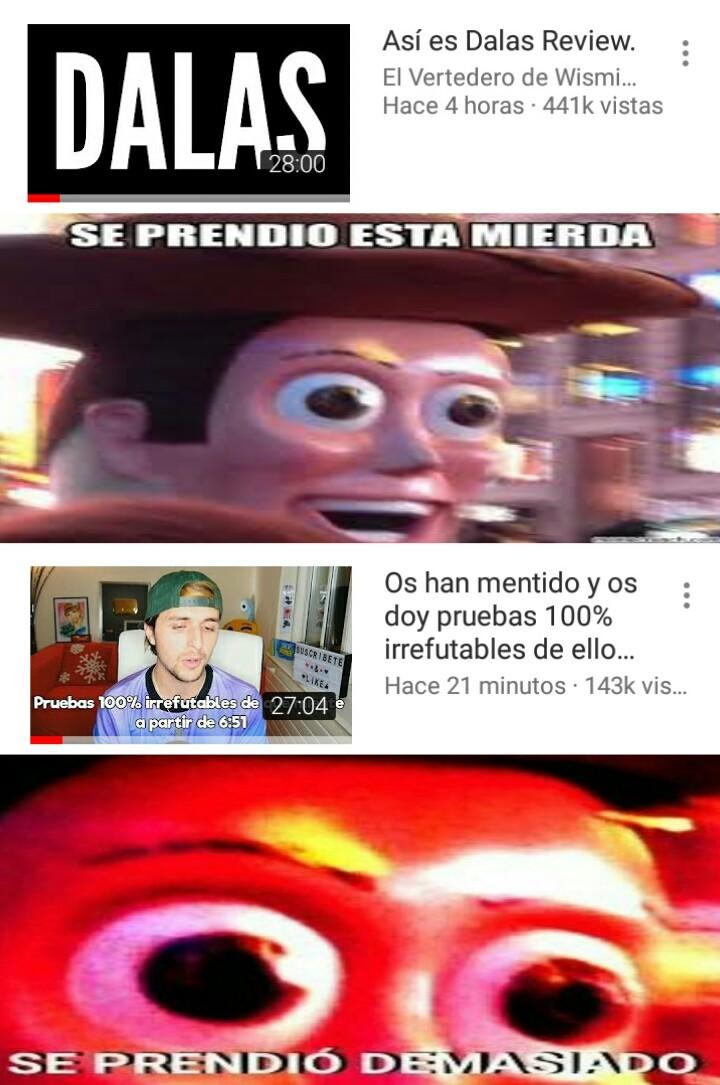 Bombagzo Infogmativo Salseooo - meme