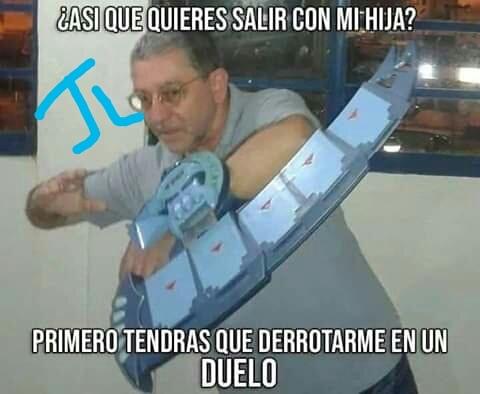 Duelo - meme