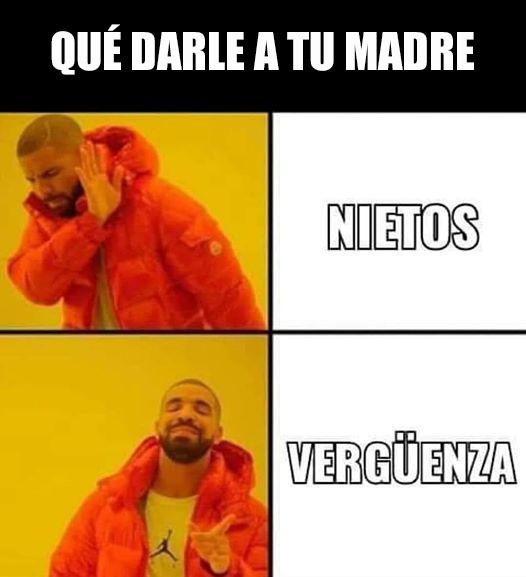 ah, cabrón - meme