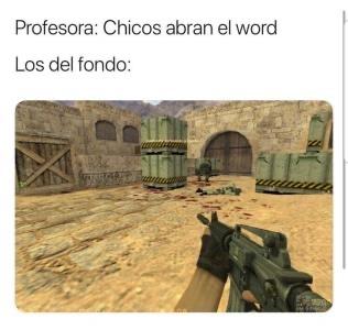 c. virtuales - meme