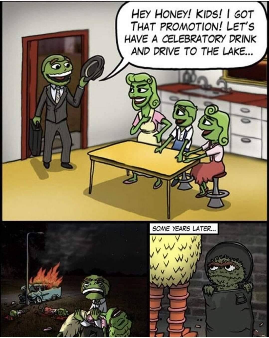 Tragic - meme