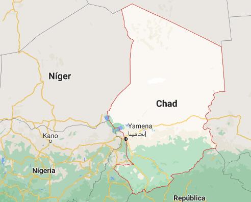 alv chad es the chad (el que dice capitán obvio se la come)  y Nigeria es the virgin - meme