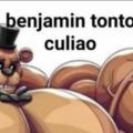 Benjamín hijueputa mamaguevo
