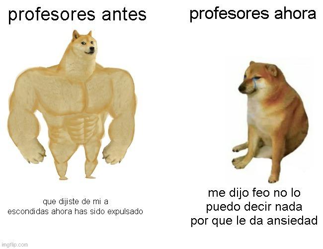 doge vs cheems - meme