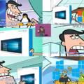 Este Winbugs 10 (Por cierto, yo cree esa Distro de Linux que tiene el padre de Timmy, se llama LONGRUN)