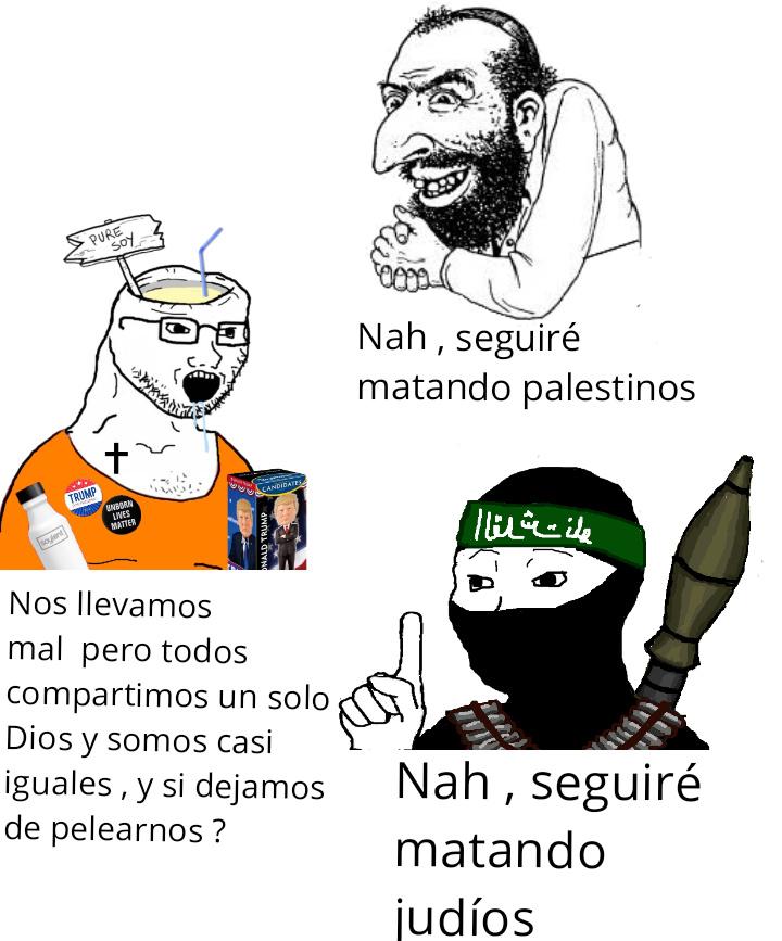 Conservaputos be like : - meme