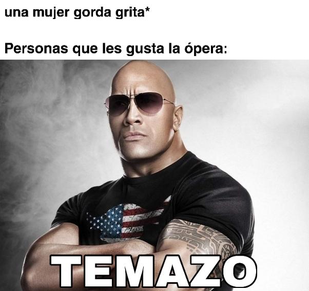 Ópera - meme