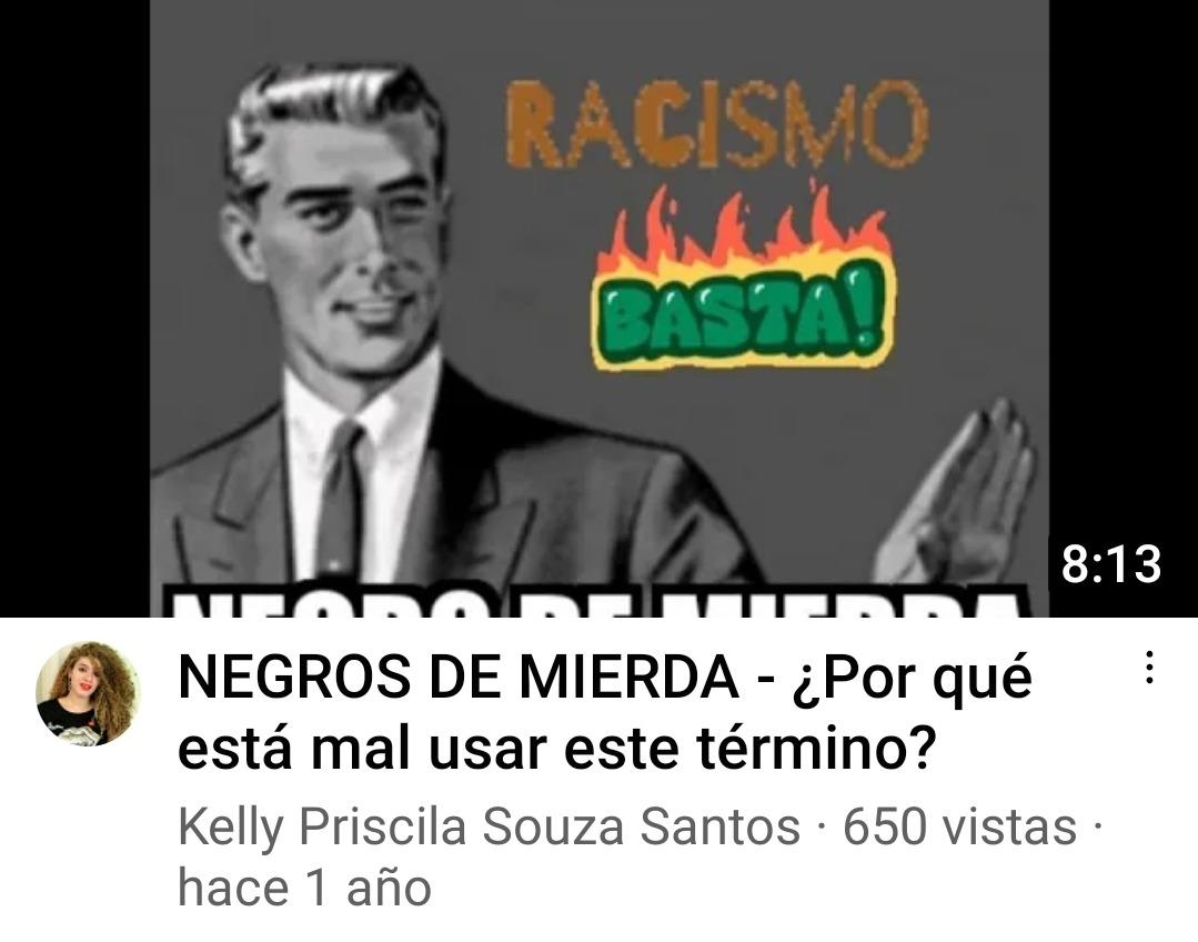 NEGROS DE MIERDA - meme