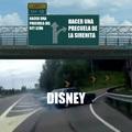 Disney y su obsesión con las princesas