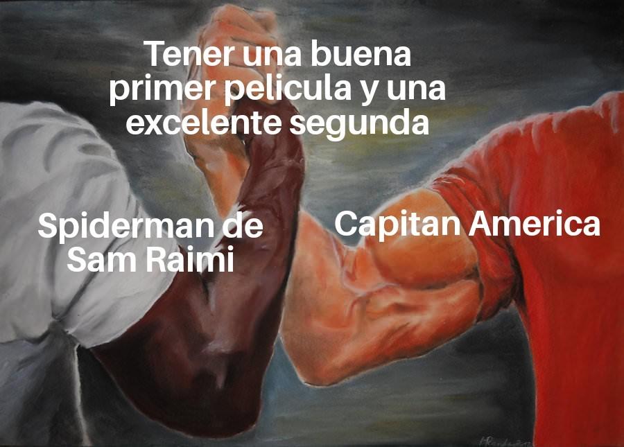 Quien fue mejor? - meme