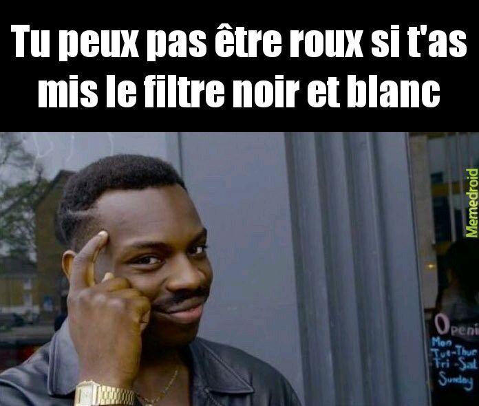 La logique - meme