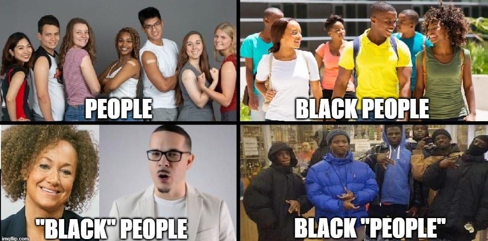 niggas gonna nig - meme