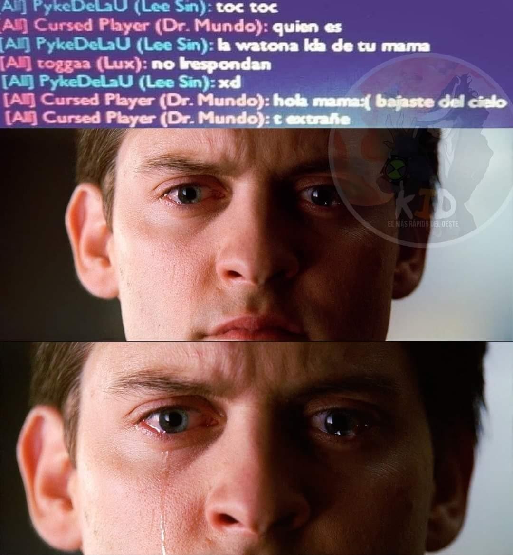 Nooo amigo :,c - meme