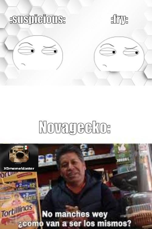 novagarka be like - meme