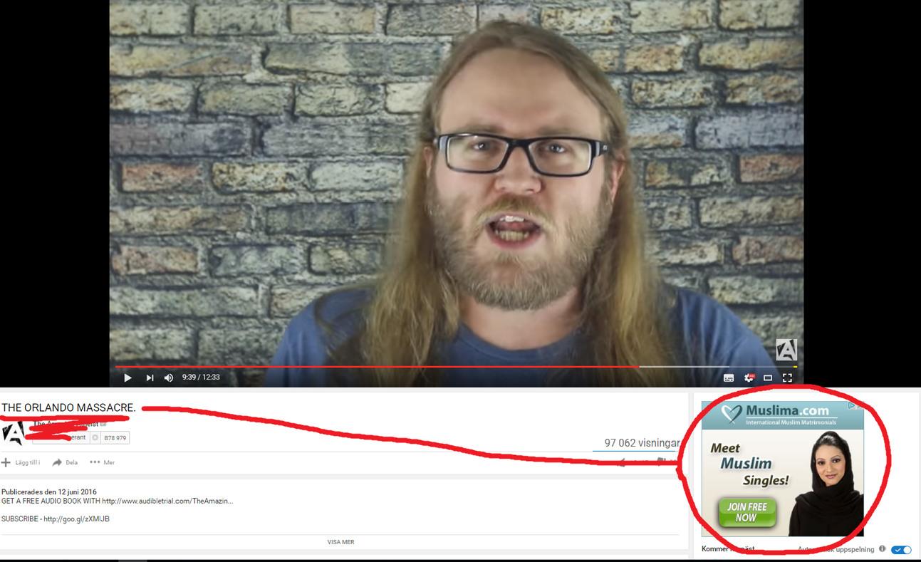 Youtube has no chill :O - meme