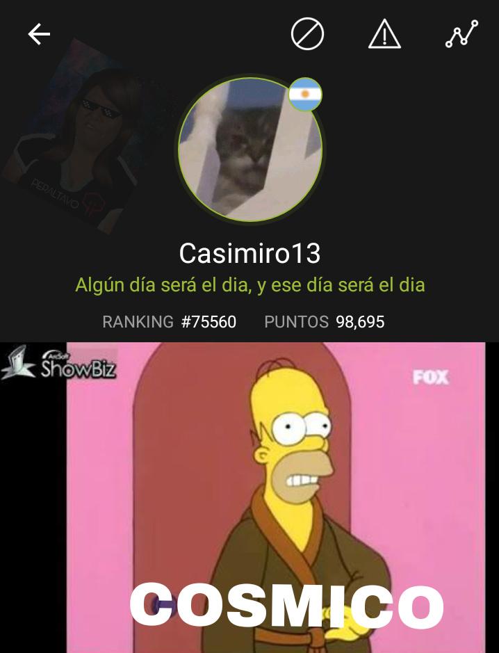 Cosmico... - meme
