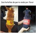 Perro-soda