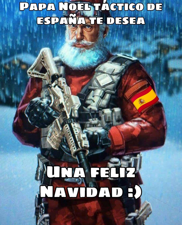 Feliz Navidad a todos mis estimados - meme