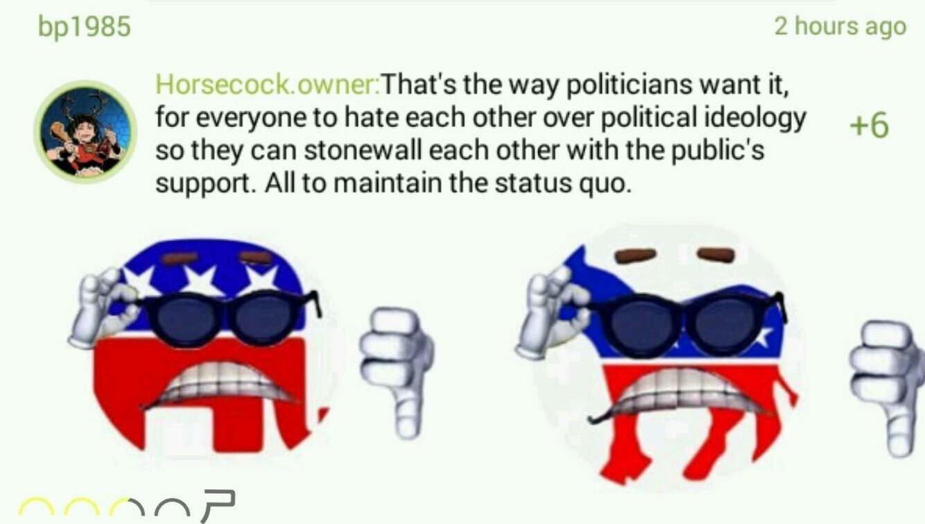 Truth>ideology - meme