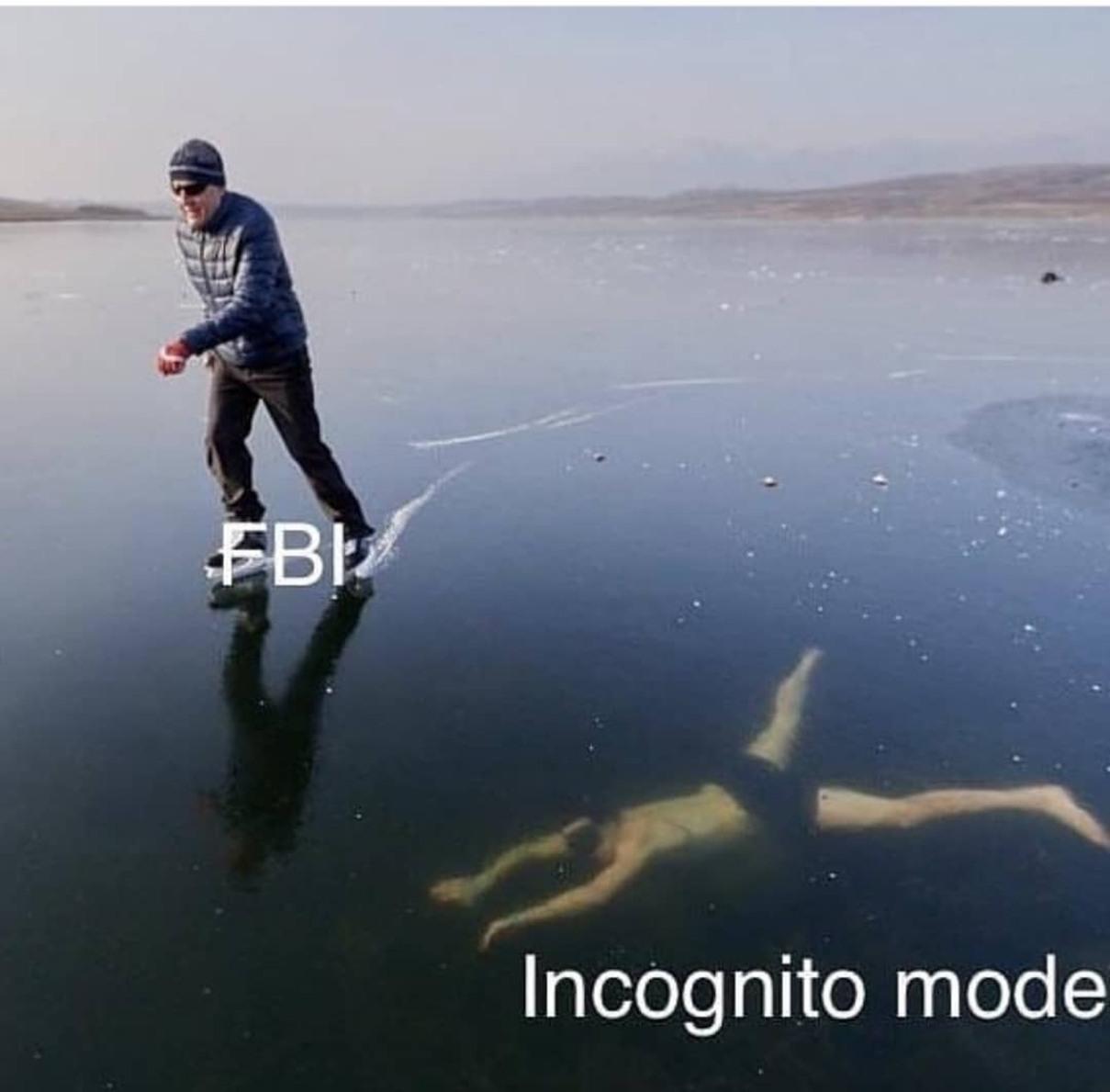 GG Fbi - meme