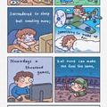 Videogames nostalgy