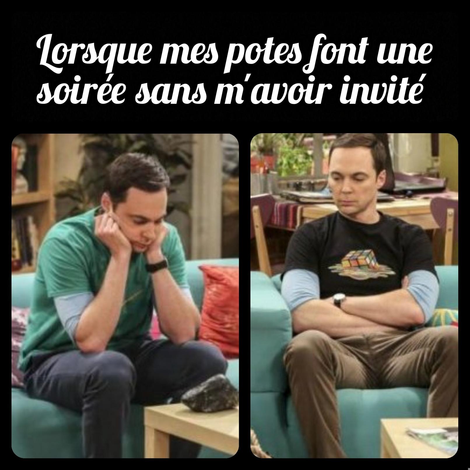 Grognon - meme