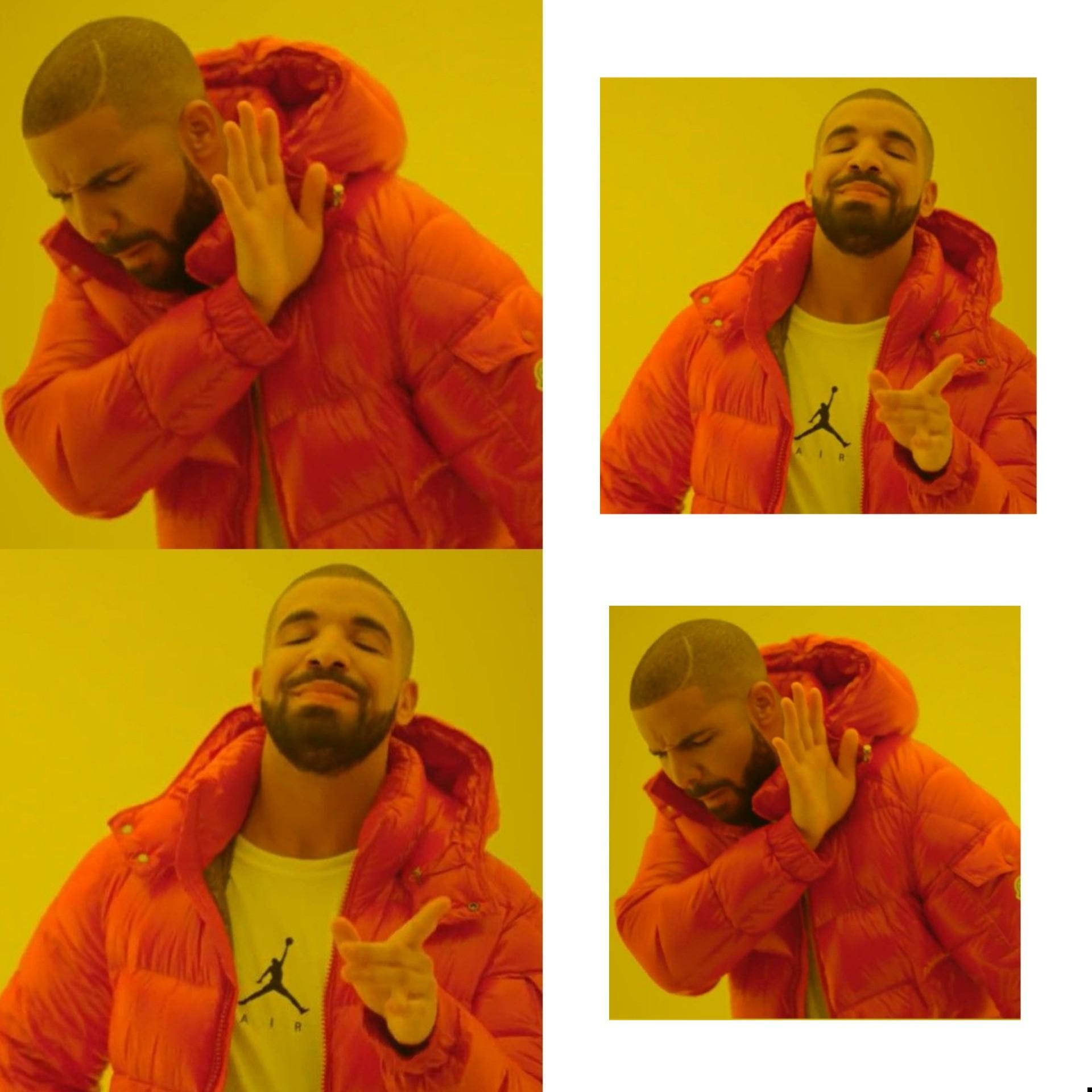 Can you tell me a PARADOX - meme