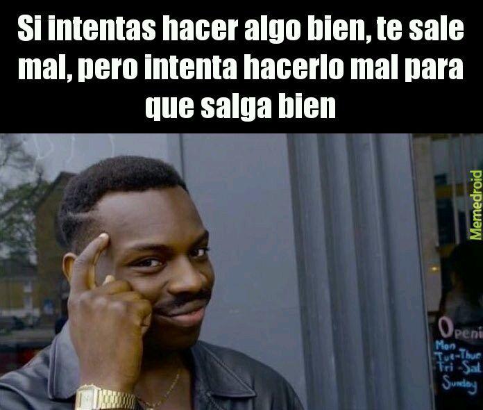 Psicologia inversa - meme