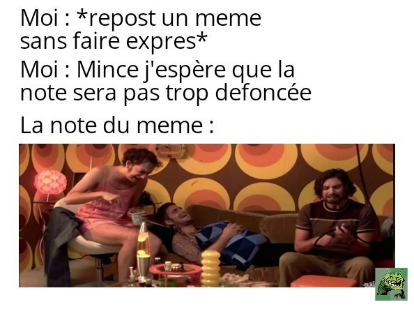 Oh zut alors - meme